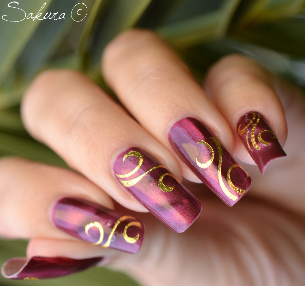 Look - Beauty art the nail appearance video