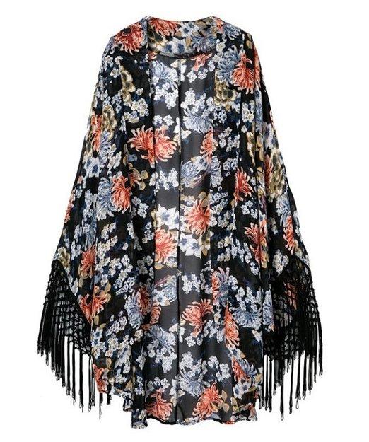 30  Stylish and Alluring Kimono Cardigan - Style Arena