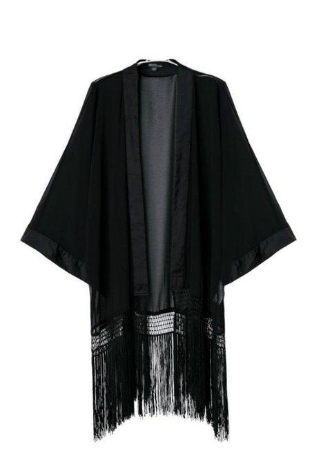 kimonos cardigans