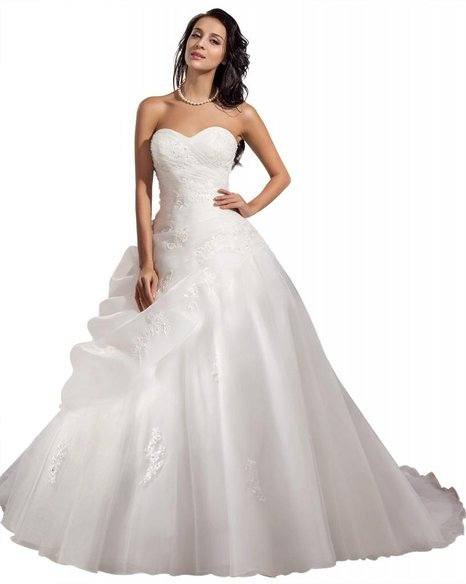 20 Alluring And Stylish Wedding Dresses For Women Style