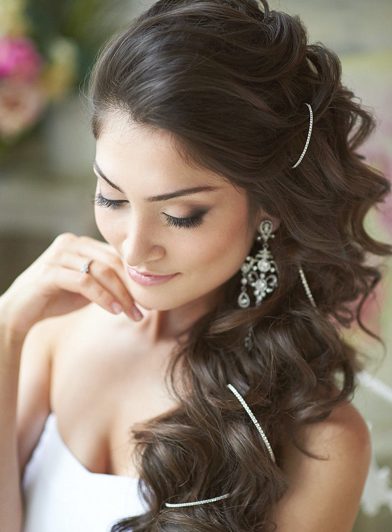 50+ fascinating party hairstyles - style arena