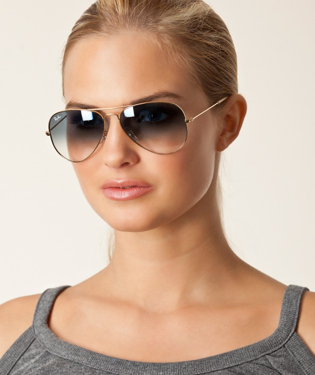 ray ban aviator 3025 arista crystal brown pink silver mirror
