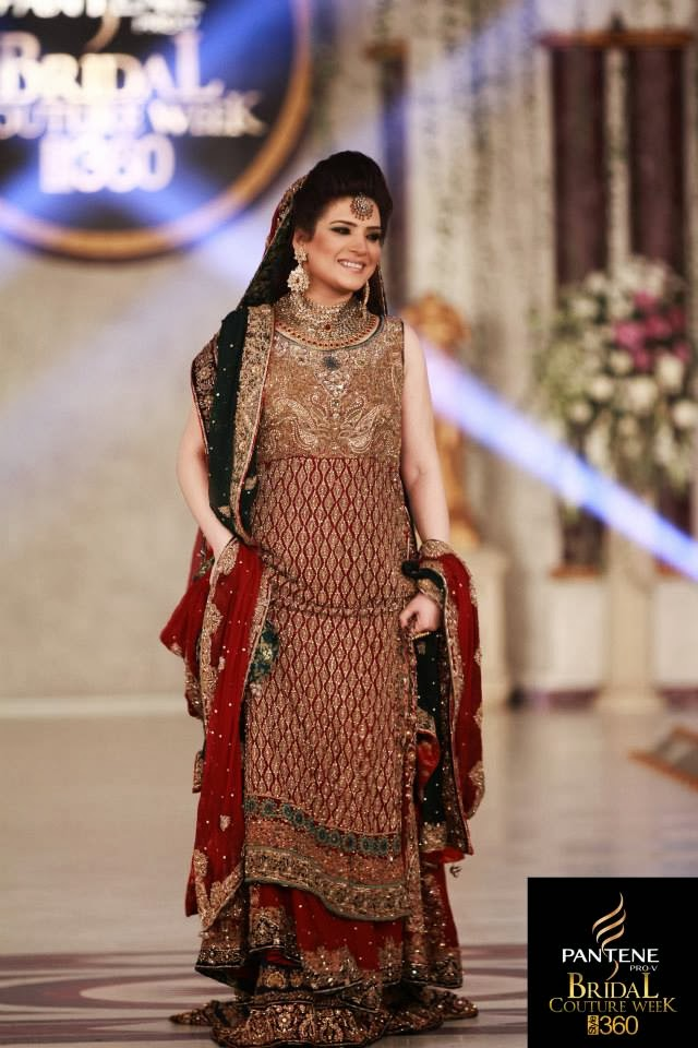 latest pakistani bridal dresses style arena