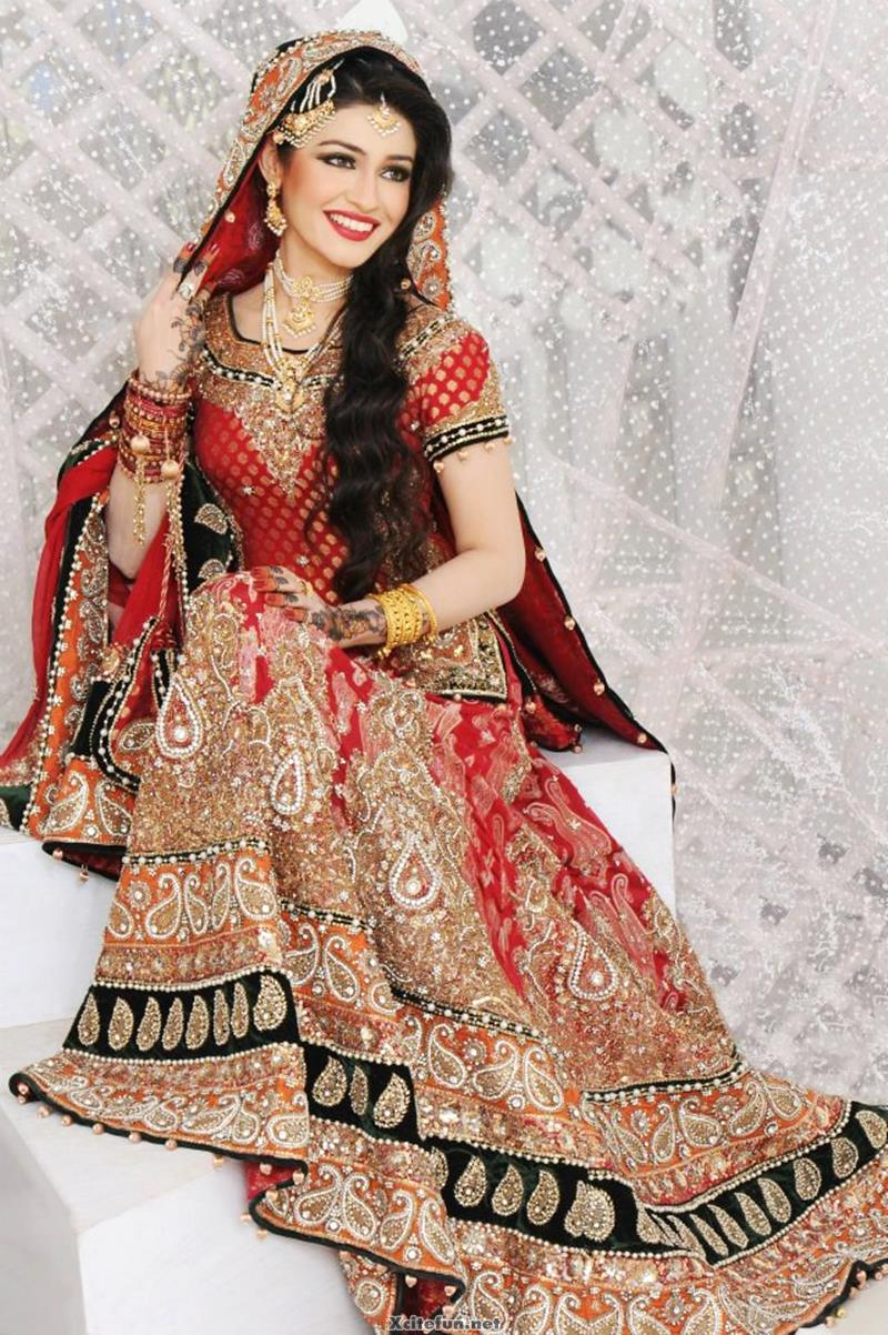 Latest Pakistani Bridal Dresses - Style Arena