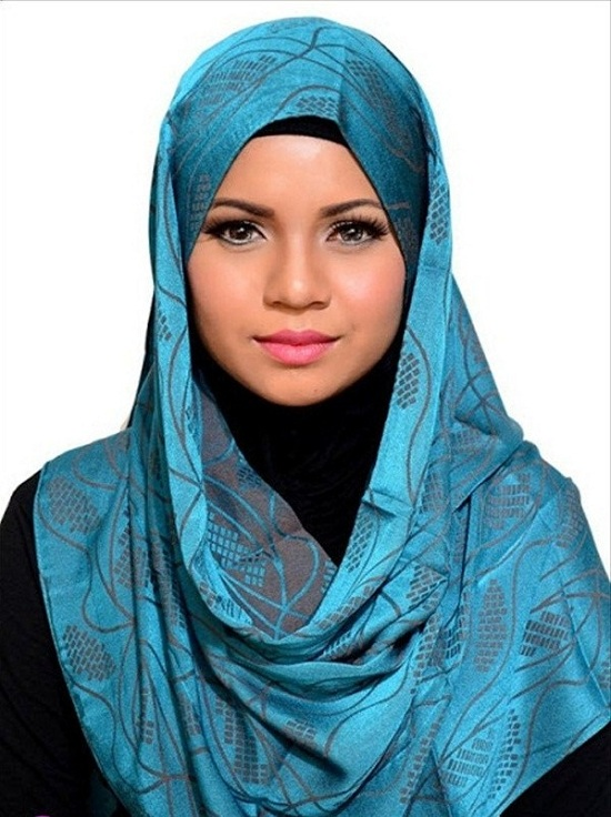 25 Modest And Simple Hijab Styles Style Arena