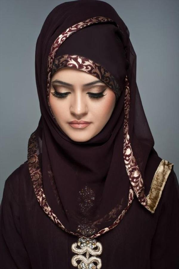 25+ Modest And Simple Hijab Styles - Style Arena