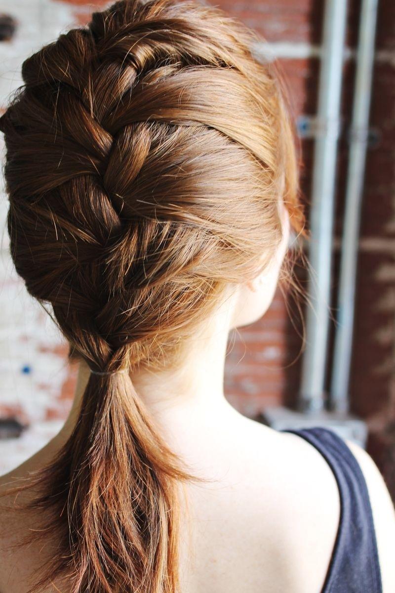 Phenomenal 30 Cute Braided Hairstyles Style Arena Short Hairstyles Gunalazisus