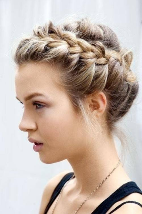Incredible 30 Cute Braided Hairstyles Style Arena Hairstyles For Women Draintrainus