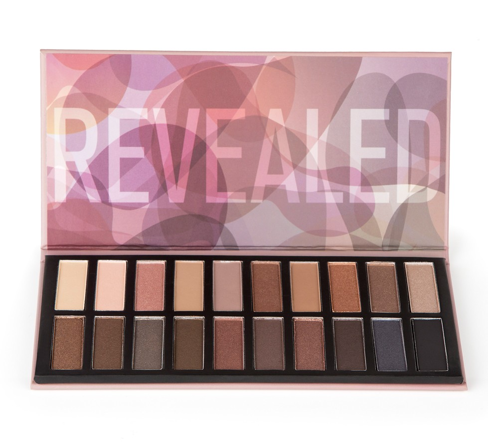 natural Palette Eye makeup Shadow  best Revealed Coastal all Scents affordable
