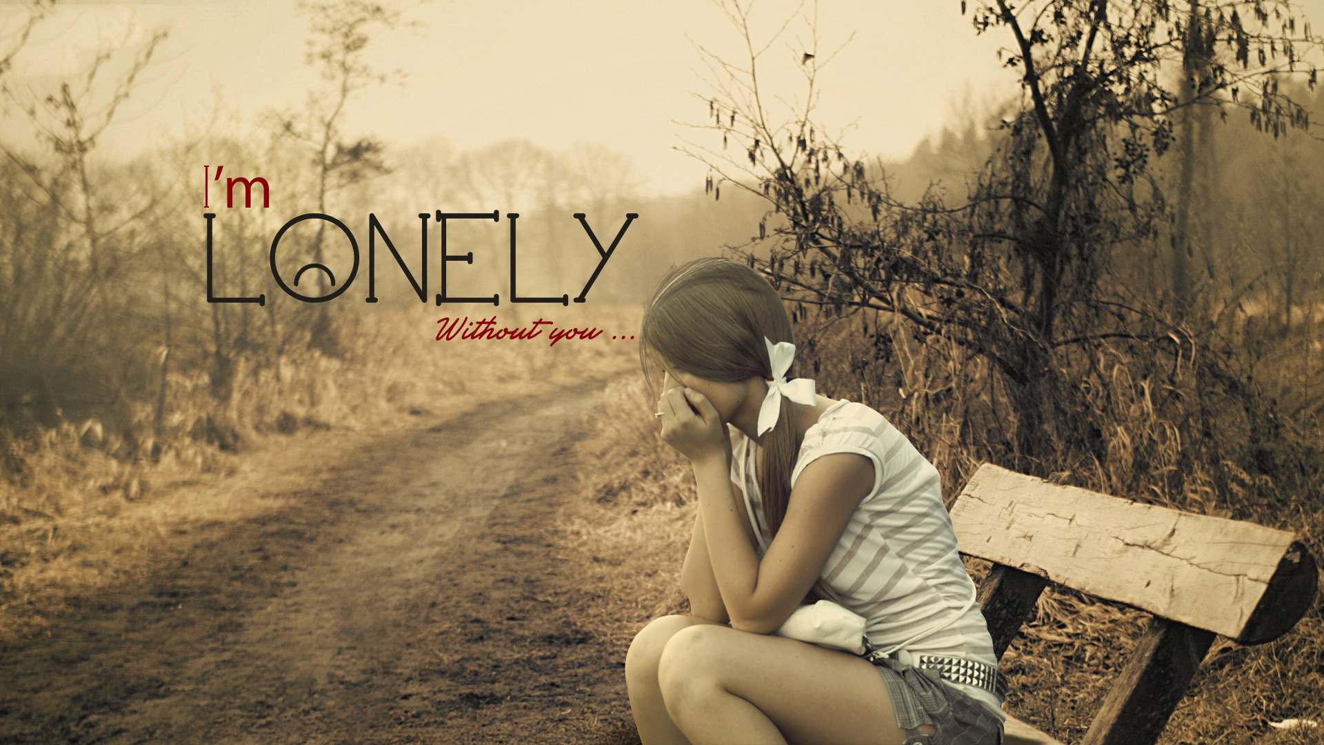 Wallpaper download mood off - Lonely