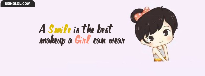 Cute Girl Cover Facebook Covers