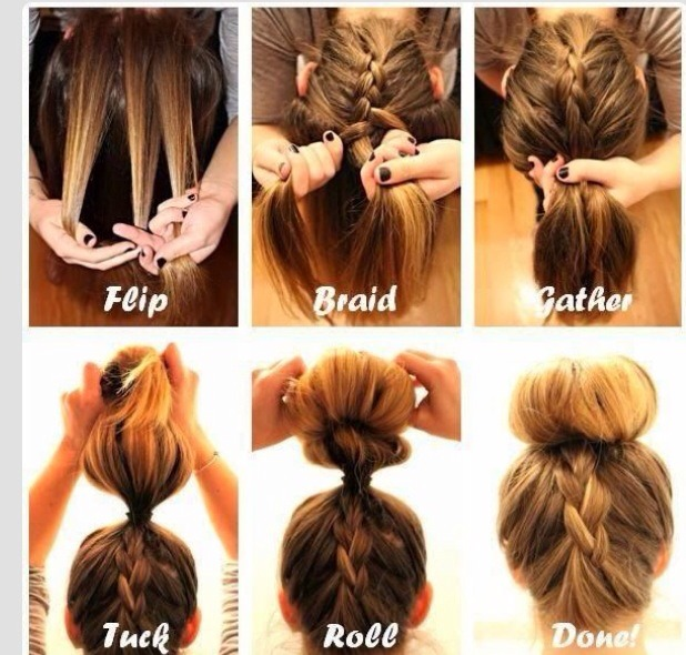 Summer Hairstyle How To : Cute summer hairstyles that provide relief style arena