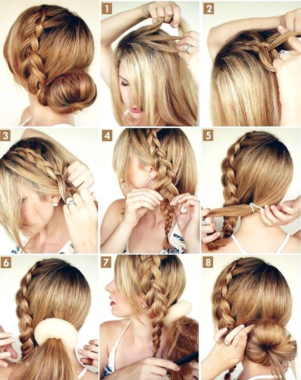 Awe Inspiring Cute Summer Hairstyles That Provide Relief Style Arena Short Hairstyles Gunalazisus
