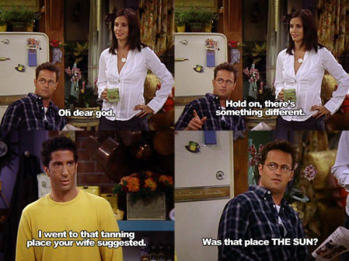 friends show quotes