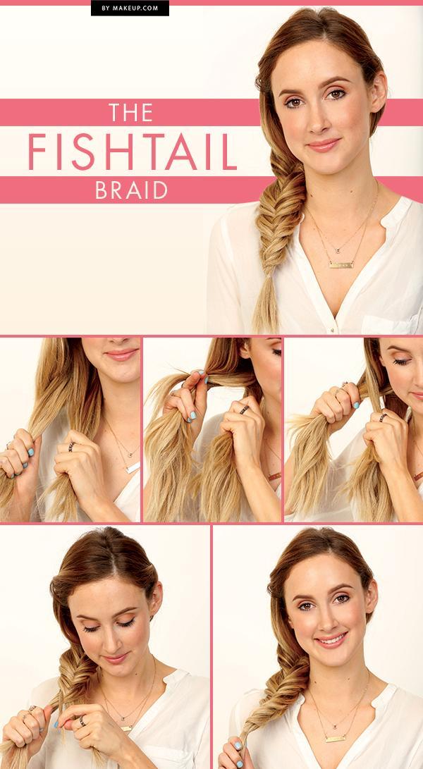 Fantastic How To Do A Fish Braid Hairstyles Braids Short Hairstyles Gunalazisus