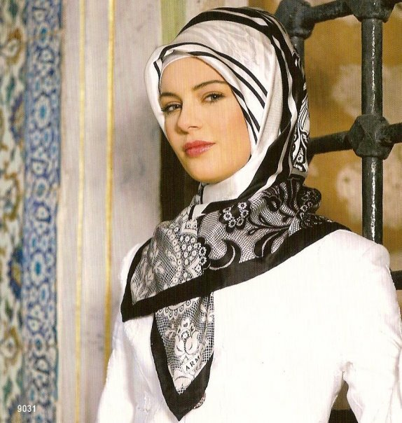 Believe, Turkish hijab style question What