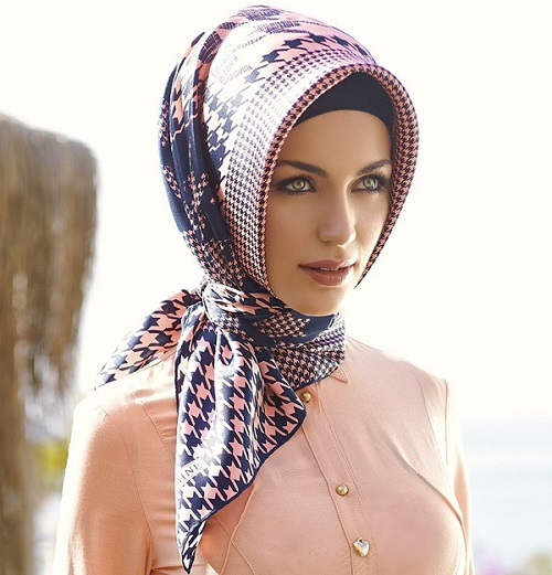 Turkish hijab style final, sorry