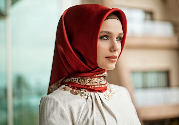 That can Turkish hijab style that