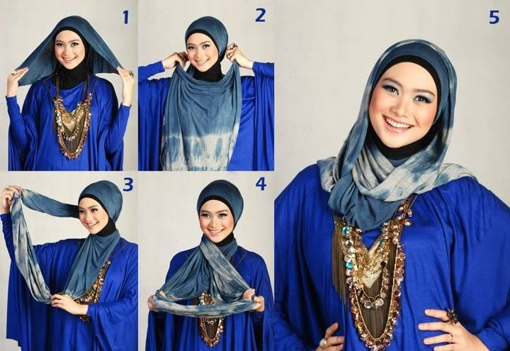 Turkish Hijab Style Step By Step Style Arena
