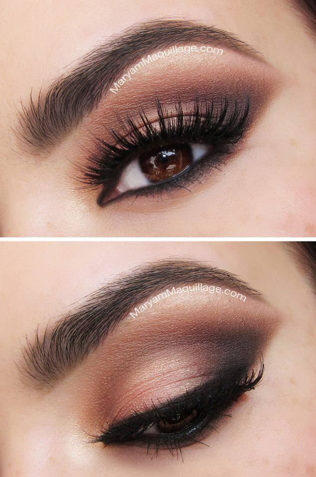 Opinion, interesting brown eyes makeup tips