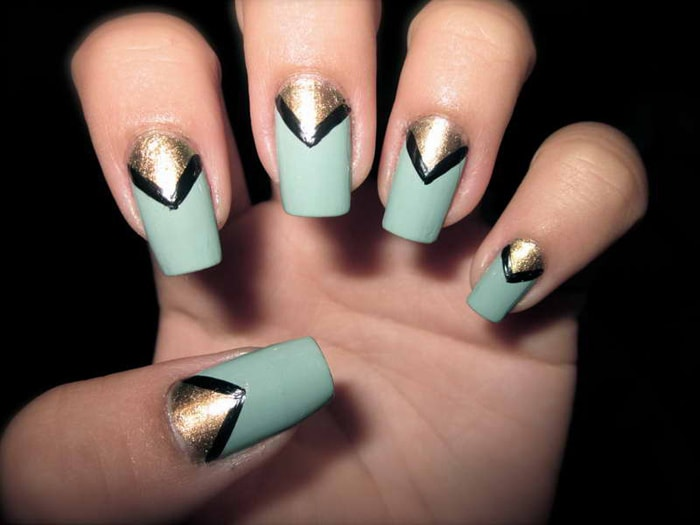 50 Cute Cool Simple And Easy Nail Art Design Ideas For 2016 Easy