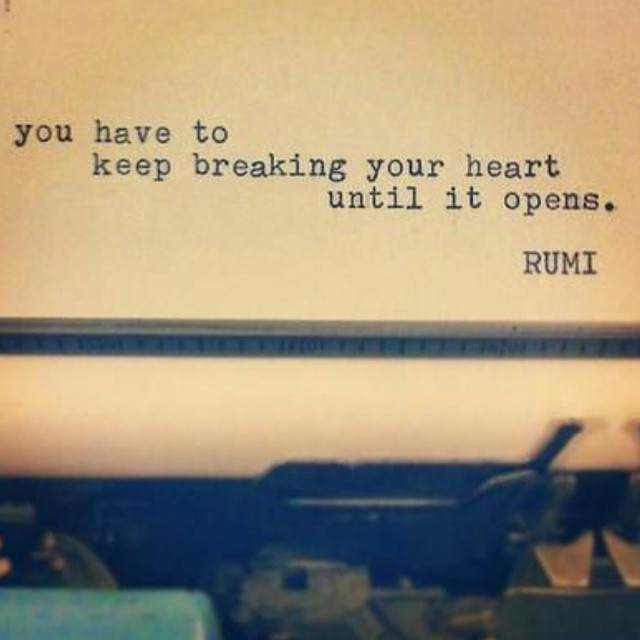 Rumi Quote Beauteous 30 Inspiring And Motivating Rumi Quotes  Style Arena