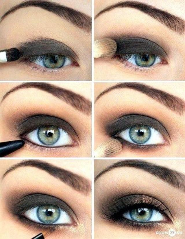 Smokey Eyeshadow Tutorial: Smokey Eye Makeup Tutorial Step By Step
