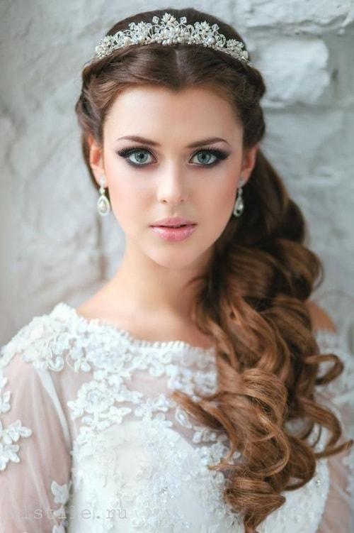 Super 30 Wedding Hairstyles For Brides Style Arena Short Hairstyles Gunalazisus