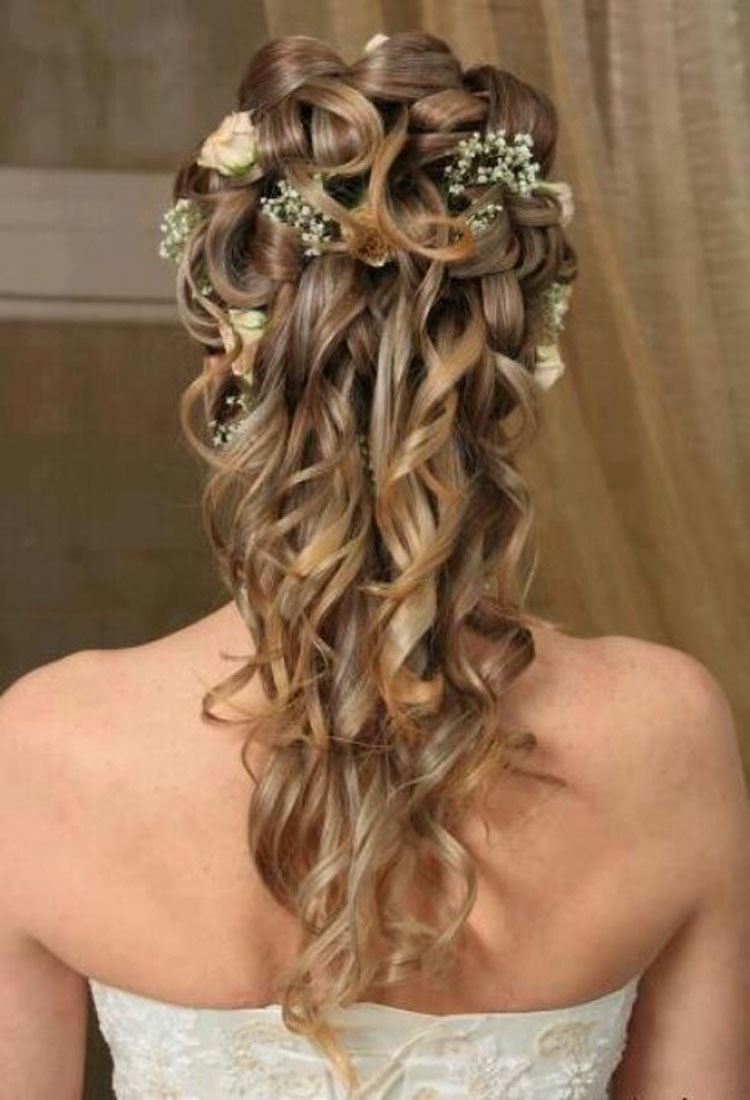 30+ Wedding Hairstyles For Brides - Style Arena