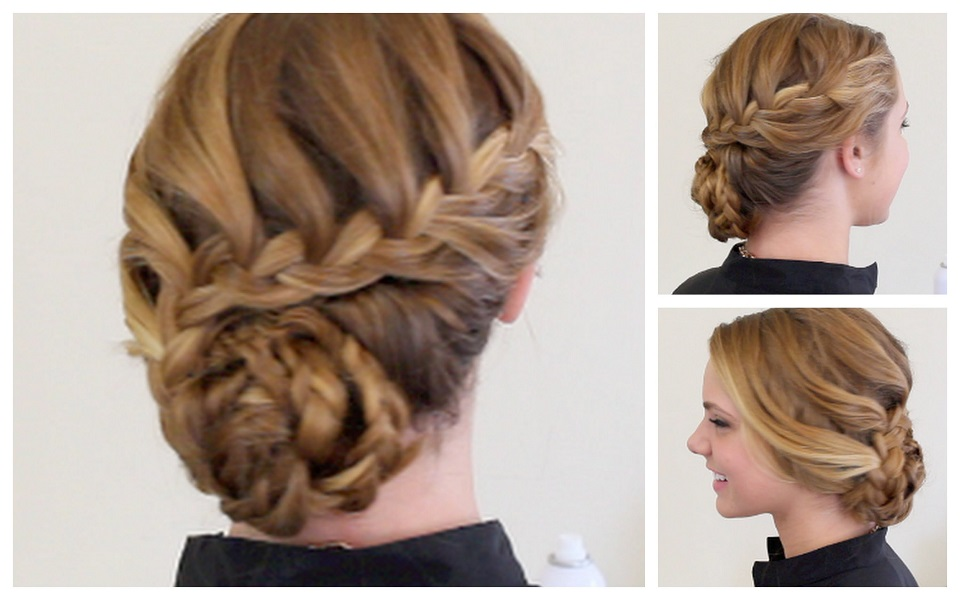 30 Elegant Prom Hairstyles Style Arena