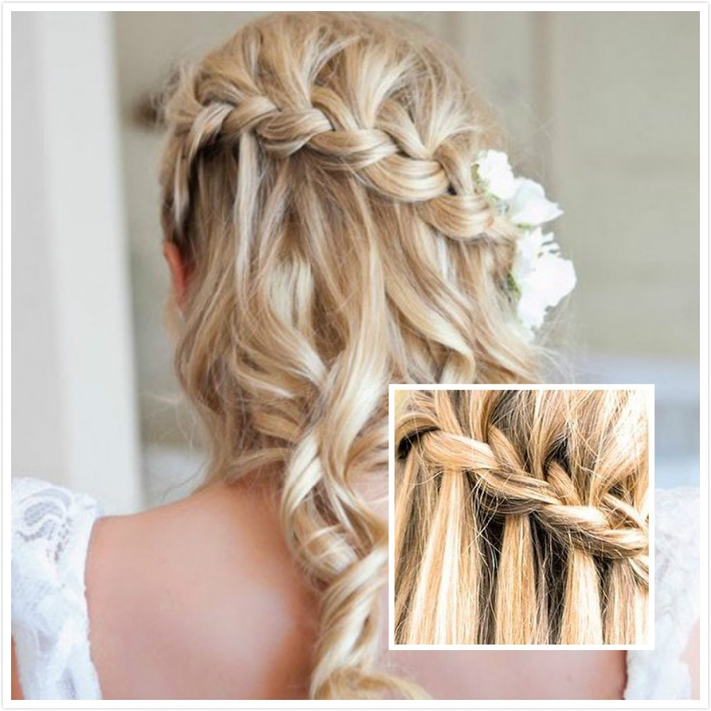 prom hairstyle