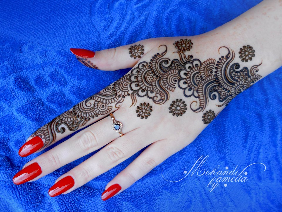 Mehndi Designs Please : Mehndi designs for girls and women style arena