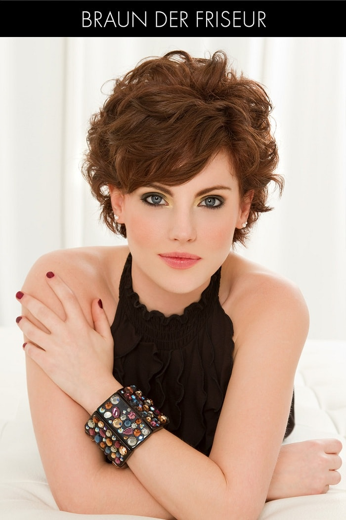 Short Wavy Natural Hair