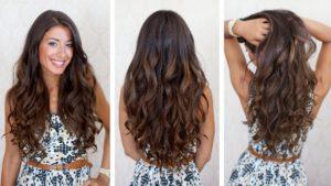 top hair weave styles
